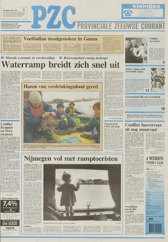 Provinciale Zeeuwse Courant 1995-01-30