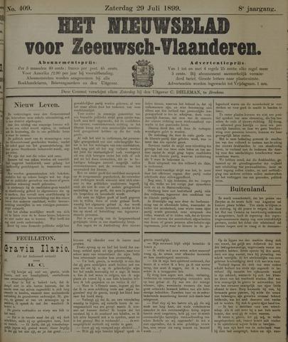 Nieuwsblad voor Zeeuwsch-Vlaanderen 1899-07-29