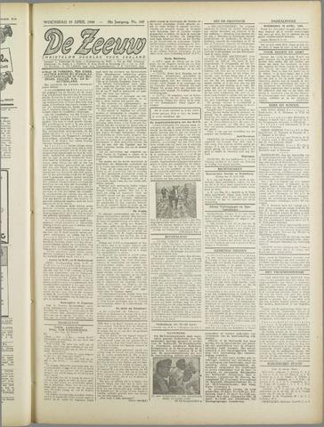 De Zeeuw. Christelijk-historisch nieuwsblad voor Zeeland 1944-04-19
