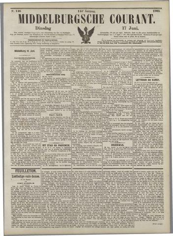 Middelburgsche Courant 1902-06-17