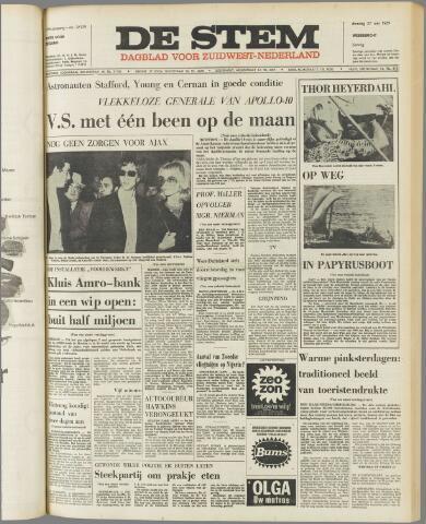 de Stem 1969-05-27