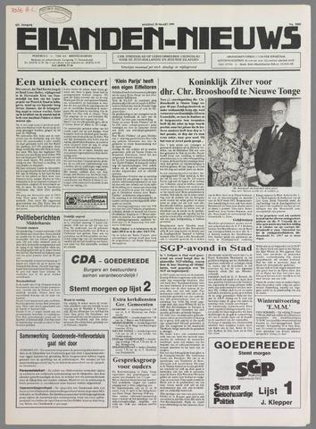 Eilanden-nieuws. Christelijk streekblad op gereformeerde grondslag 1990-03-20