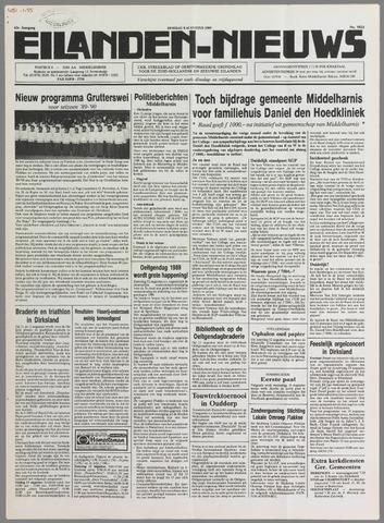 Eilanden-nieuws. Christelijk streekblad op gereformeerde grondslag 1989-08-08