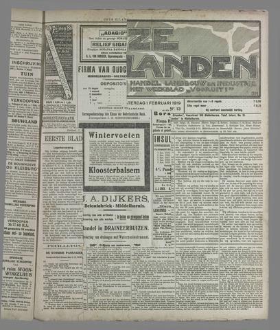 Onze Eilanden 1919-02-01