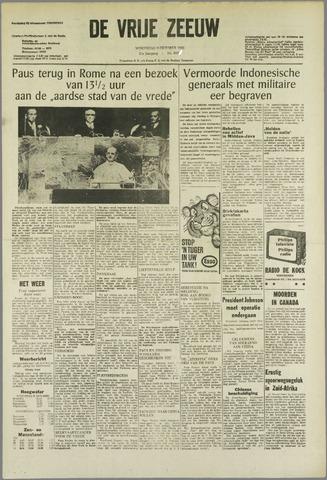 de Vrije Zeeuw 1965-10-06
