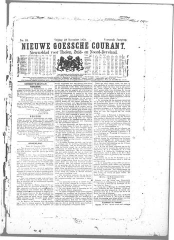 Nieuwe Goessche Courant 1879-11-28
