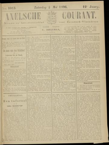 Axelsche Courant 1896-05-02