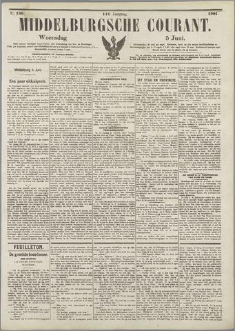 Middelburgsche Courant 1901-06-05