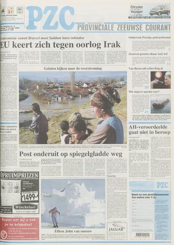 Provinciale Zeeuwse Courant 2003-01-11
