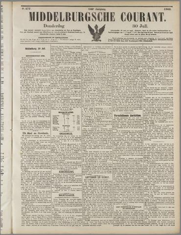 Middelburgsche Courant 1903-07-30
