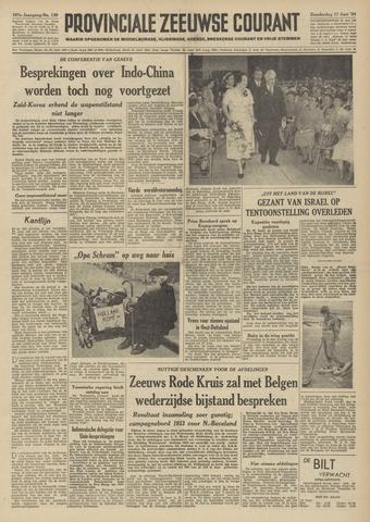 Provinciale Zeeuwse Courant 1954-06-17
