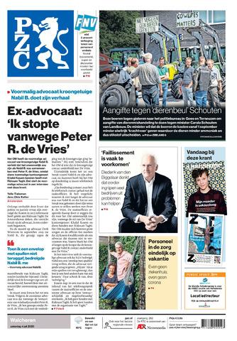 Provinciale Zeeuwse Courant 2020-07-04