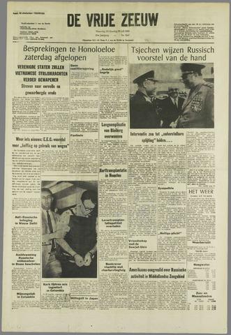 de Vrije Zeeuw 1968-07-22
