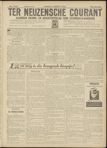 Ter Neuzensche Courant. Algemeen Nieuws- en Advertentieblad voor Zeeuwsch-Vlaanderen / Neuzensche Courant ... (idem) / (Algemeen) nieuws en advertentieblad voor Zeeuwsch-Vlaanderen 1938-03-04