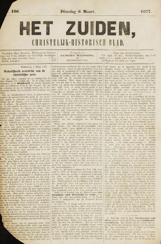 Het Zuiden, Christelijk-historisch blad 1877-03-06