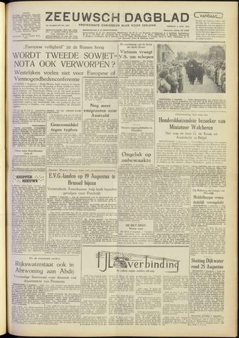 Zeeuwsch Dagblad 1954-08-06