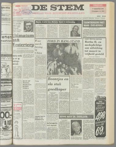 de Stem 1976-08-17