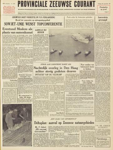 Provinciale Zeeuwse Courant 1963-09-20