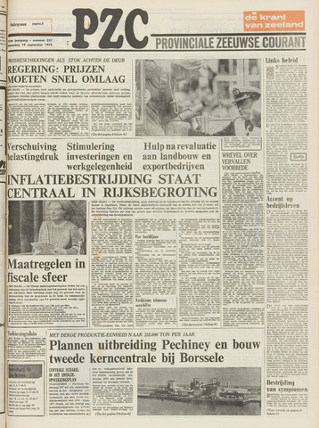 Provinciale Zeeuwse Courant 1973-09-19
