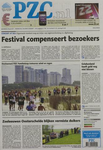 Provinciale Zeeuwse Courant 2011-06-20