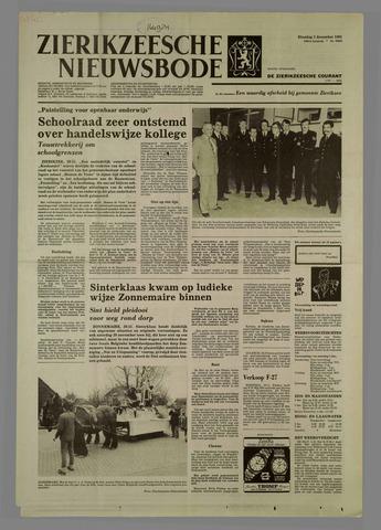 Zierikzeesche Nieuwsbode 1981-12-01