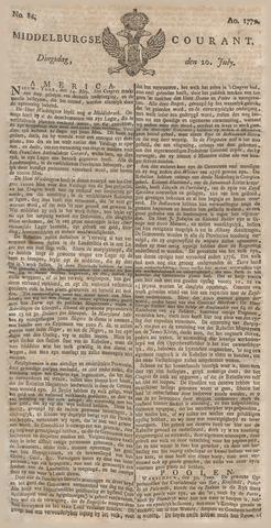 Middelburgsche Courant 1779-07-20