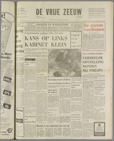 de Vrije Zeeuw 1973-02-24