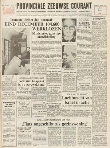Provinciale Zeeuwse Courant 1968-01-09