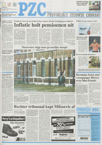 Provinciale Zeeuwse Courant 2002-02-14