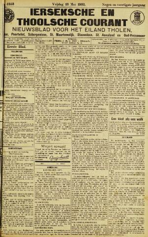 Ierseksche en Thoolsche Courant 1932-05-13