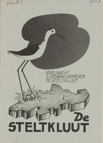 de Steltkluut 1982-12-01