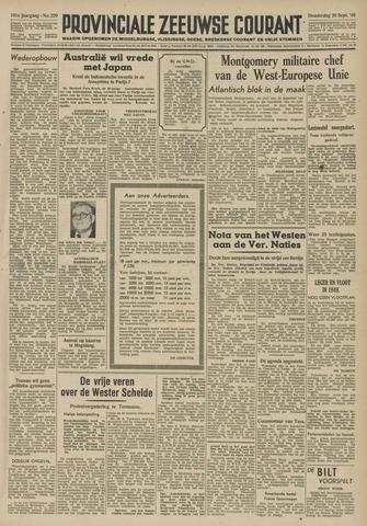Provinciale Zeeuwse Courant 1948-09-30