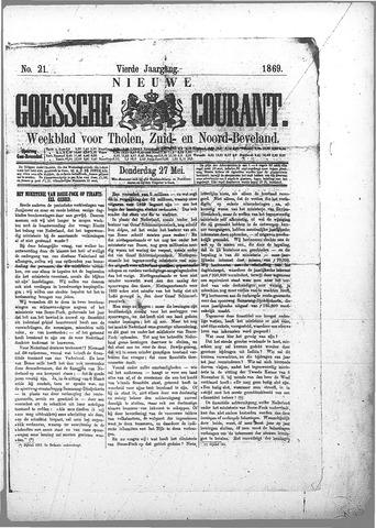 Nieuwe Goessche Courant 1869-05-27