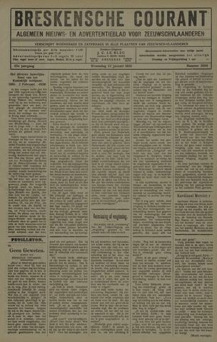 Breskensche Courant 1926-01-27