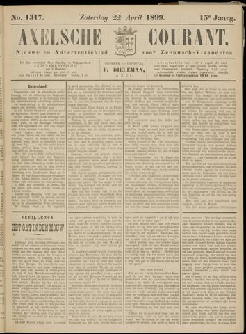 Axelsche Courant 1899-04-22