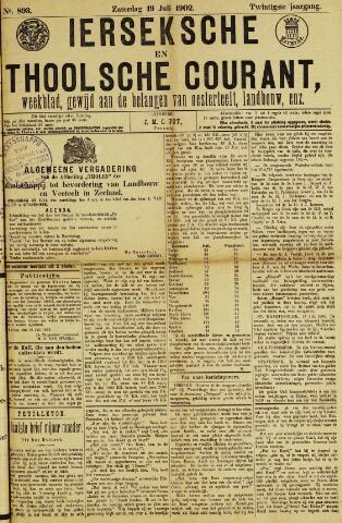 Ierseksche en Thoolsche Courant 1902-07-19