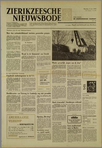 Zierikzeesche Nieuwsbode 1970-05-04