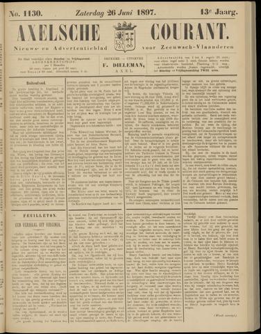 Axelsche Courant 1897-06-26