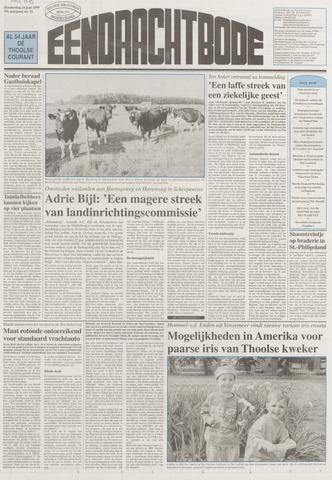 Eendrachtbode (1945-heden)/Mededeelingenblad voor het eiland Tholen (1944/45) 1999-06-24