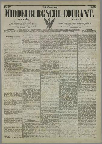 Middelburgsche Courant 1893-02-01