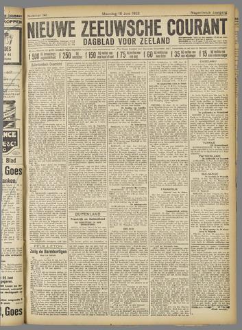 Nieuwe Zeeuwsche Courant 1923-06-18