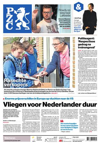 Provinciale Zeeuwse Courant 2017-09-28