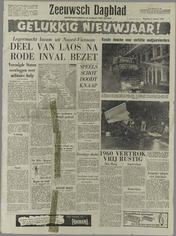 Zeeuwsch Dagblad 1961