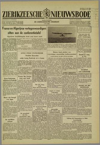 Zierikzeesche Nieuwsbode 1960-06-27