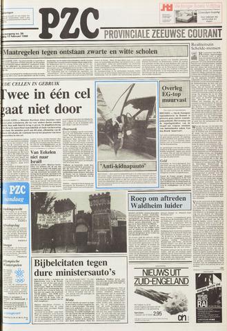 Provinciale Zeeuwse Courant 1988-02-12