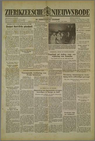 Zierikzeesche Nieuwsbode 1952-10-14