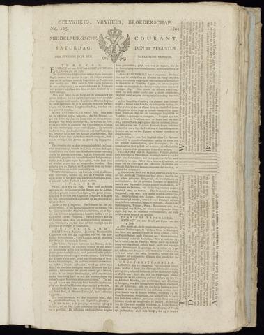 Middelburgsche Courant 1801-08-22