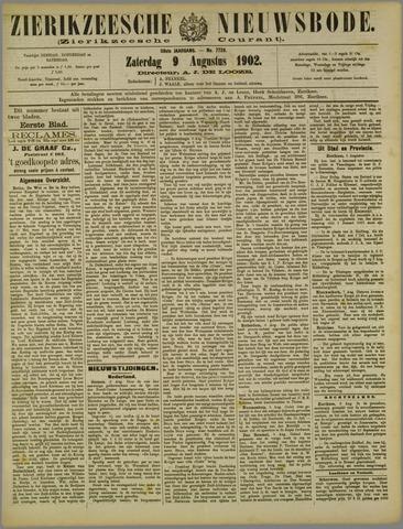 Zierikzeesche Nieuwsbode 1902-08-09