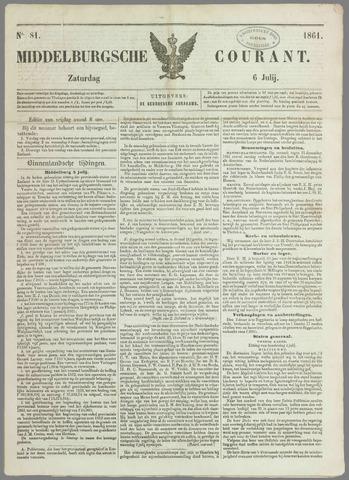 Middelburgsche Courant 1861-07-06