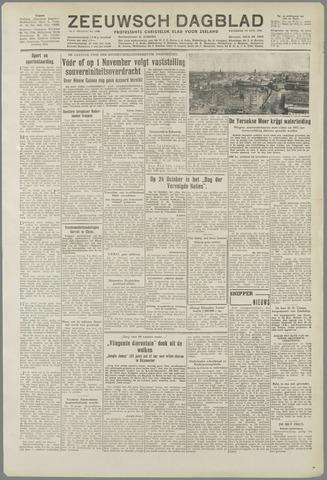 Zeeuwsch Dagblad 1949-10-22